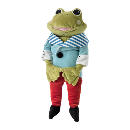 TOSIG Soft toy, frog 302.799.01 당일발송